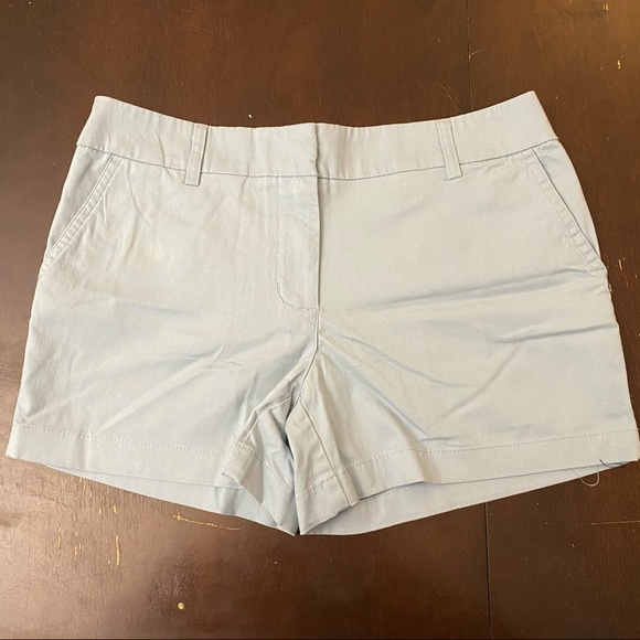 Cambridge Dry Goods Light Blue Khaki Shorts